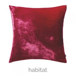 velvet-cushion-red