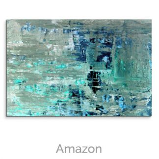 art abstract canvas
