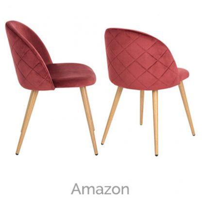 chairs velvet