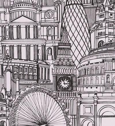 wallpaper city london