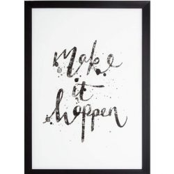 make it happen print