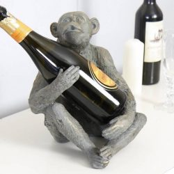 monkey wine holder